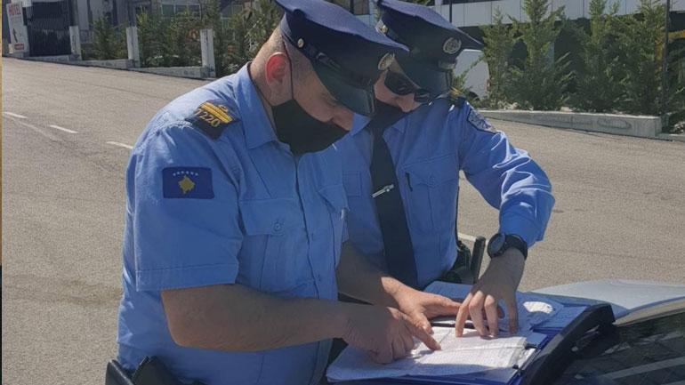 Policia e Kosovës: Mbi 530 gjoba trafiku, asnjë në bazë të ligjit COVID-19