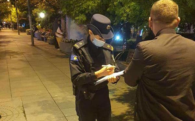 Policia e Kosovës: Respektimi i masave anti Covid ndikon në ruajtjen e shëndetit publik