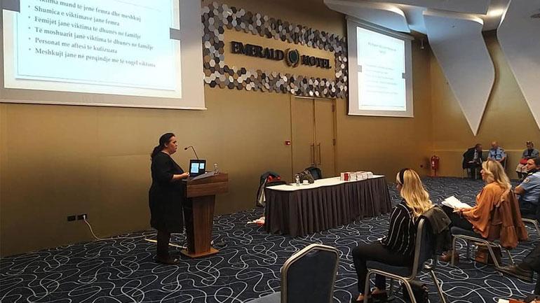 Ka filluar cikli i trajnimeve për Procedurat Standarde të Veprimit për Mbrojtje nga Dhuna në Familje.