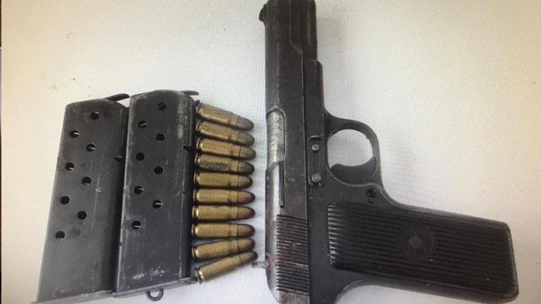 """Policia e Kosovës në rajonin e Gjilanit arreston një person të dyshuar për """"armëmbajtje pa leje"""""""
