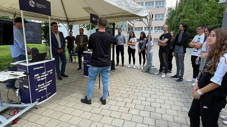 Në Gjilan organizohet informim për cilësinë e ajrit