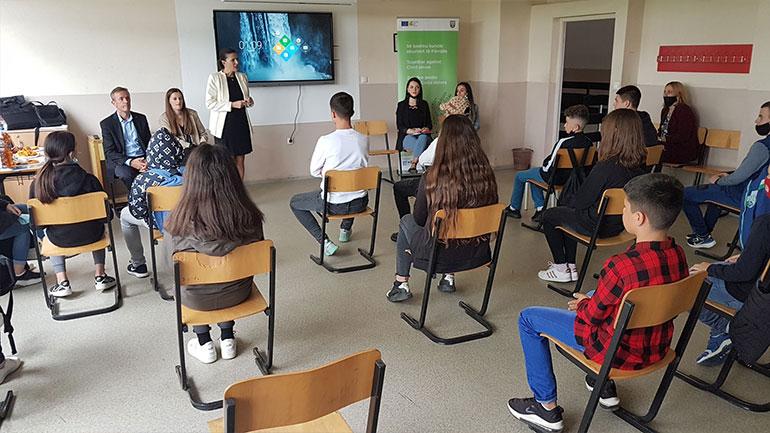 Komuna e Kamenicës shënon 1 Qershorin, Ditën Ndërkombëtare të Fëmijëve