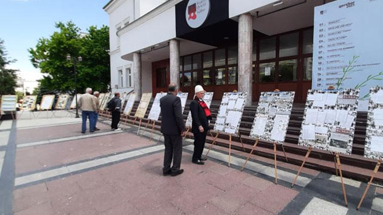 Gjilan: Agjencia Shtetërore e Arkivave të Kosovës me ekspozitë kujton 40-vjetorin e demonstratave të vitit 1981