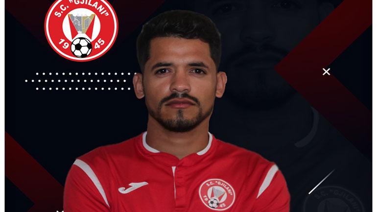 SC Gjilani ka arritur marrëveshje me lojtarin brazilian Élton Calé