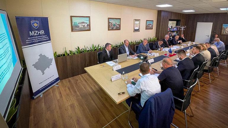 Në Gjilan prezantohet strategjia e zhvillimit rajonal 2020-2023