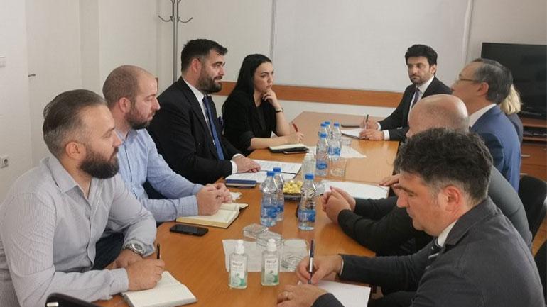 Në Këshillin Kombëtar Shqiptar pritet komisionari i OSBE-së: Në kërkim të zgjidhjeve adekuate