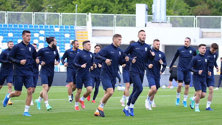 Kombëtarja e Kosovës pret fitore ndaj Gjeorgjisë