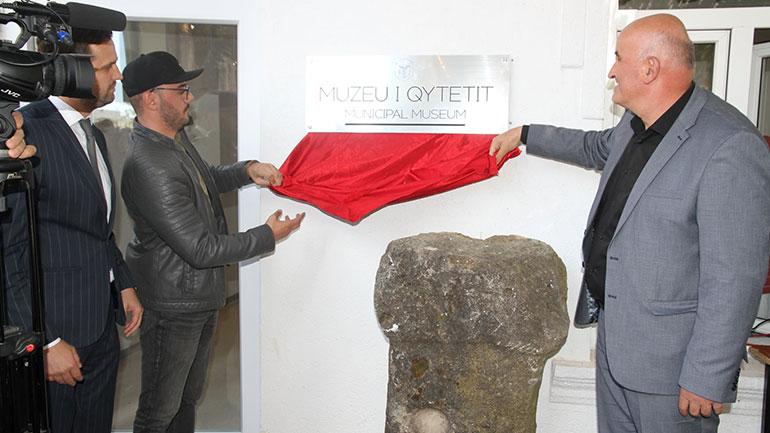U bë përurimi i muzeut të qytetit të Vitisë