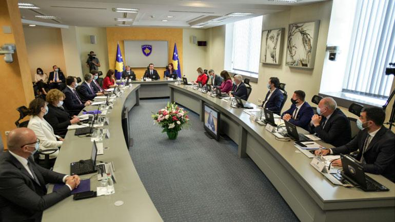 Mbledhja e 18-të e Qeverisë, prezantohet puna 100 ditore e saj