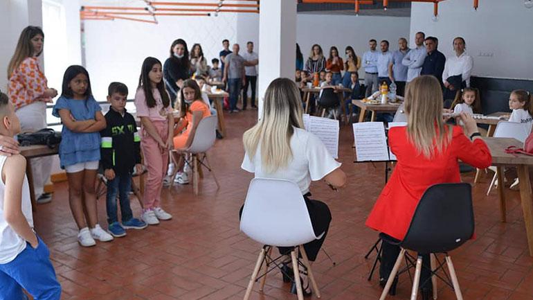 Në Kamenicë hapet shkolla e muzikës, paralele e ndarë e Gjilanit