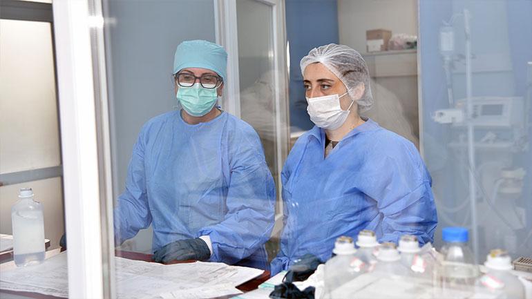 ShSKUK: 136 pacientë po trajtohen në klinikat COVID dhe Spitalet e Përgjithshme
