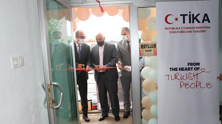 Ambasadori i Turqisë në Kosovë qëndroi sot në Viti