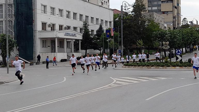 """Gjilani organizon vrapimin """"Shtegu I Lirisë"""", në shënim të ditëve të çlirimit"""