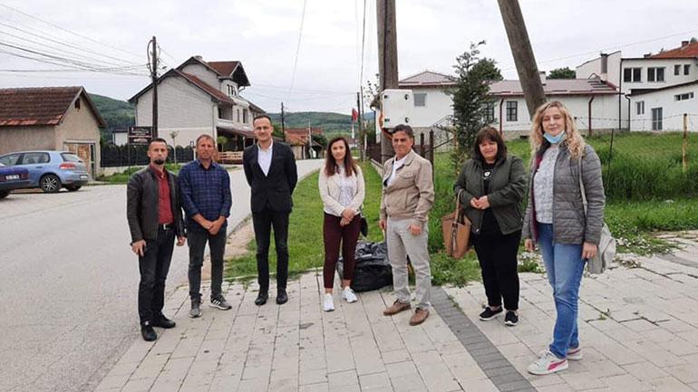 Vetëvendosje: Fshatrat Velekincë, Lladovë dhe Llashticë me plot telashe infrastrukturore