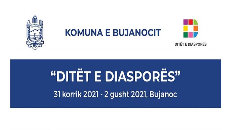 """Komuna e Bujanocit organizon aktivitete për """"Ditët e Diasporës"""" (agjenda)"""