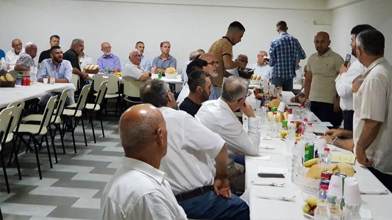 Këshilli i Bashkësisë Islame në Gjilan shtroi darkë për mërgimtarë