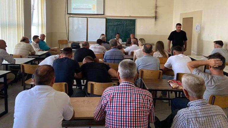 Diskutime Publike rreth Kornizës së Zhvillimit Hapësinor mbahen në Pozheran, Sllatinë e Ultë, Tërpezë, Çifllak dhe Ramjan