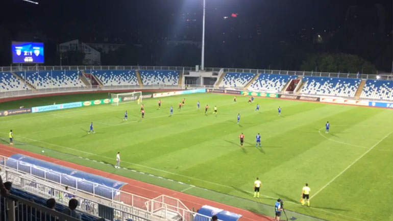 Fitore e FC Drita ndaj FC Deçiç