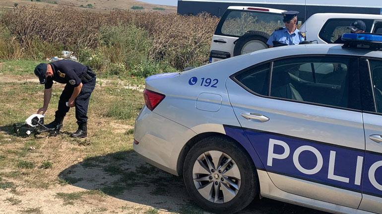 Puna me dron e policisë po jep rezultate të mira (FOTO)