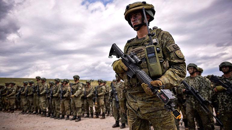 Forca e Sigurisë së Kosovës mbron sovranitetin dhe integritetin territorial, qytetarët, pronën dhe interesat e Republikës së Kosovës