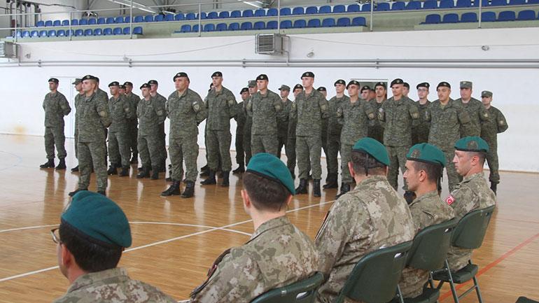 Në Regjimentin e Tretë të Këmbësorisë ka përfunduar trajnimi për Operacione Urbane
