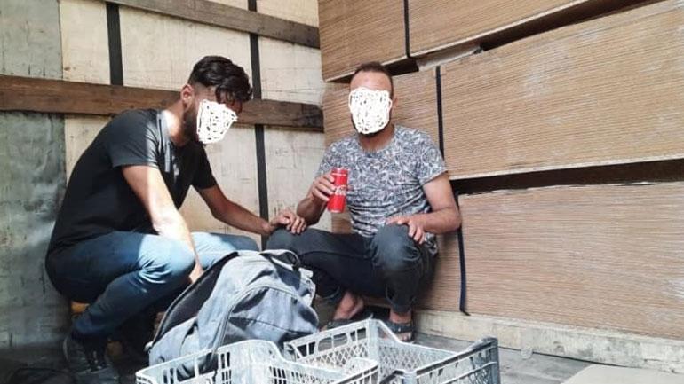 Emigrantë nga Algjeria dhe Libia tentuan ilegalisht të futen në Kosovë