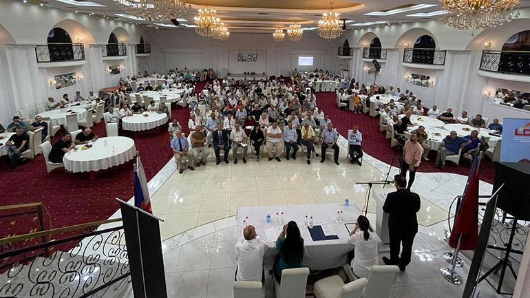 LDK-ja e Gjilanit me konventë, si parapërgatitje për zgjedhjet e 17 tetorit