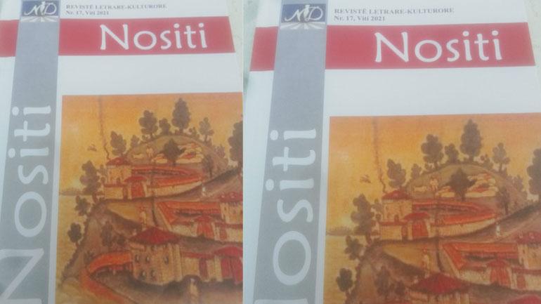 """Doli nga shtypi numri 17 i Revistës Letrare- Kulturore """"Nositi"""""""