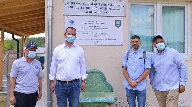 Përfundon renovimi i Qendrës së Mjekësisë Familjare në Karaçevë