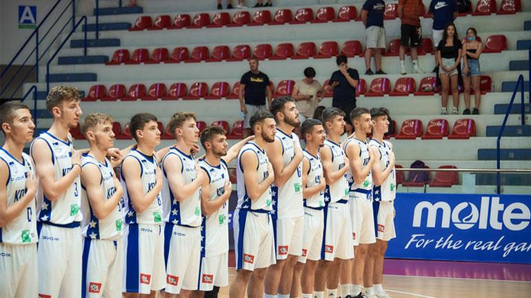 Kosova, kampione e U18