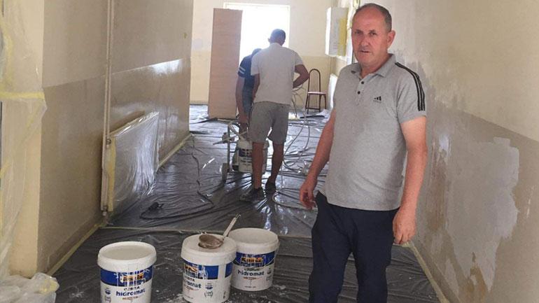Aliu: Komuna e Vitisë po punon vazhdimisht në krijimin e mjediseve sa më të mira shkollore