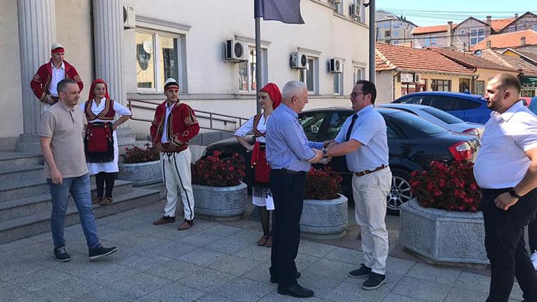 Konsulli i Shqipërisë në Mynih viziton Bujanocin