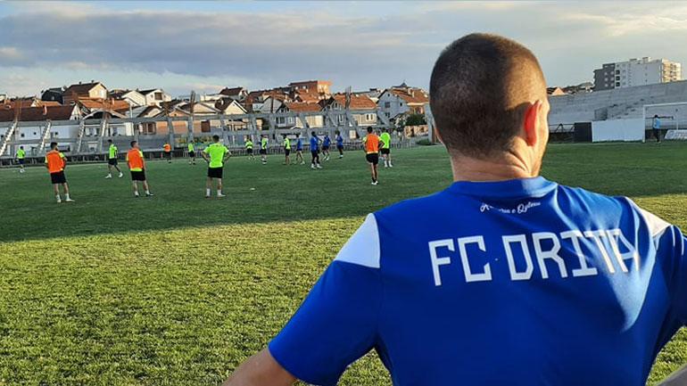 Futbollisti i Dritës, Muharrem Jashari ftohet nga Kombëtarja e Kosovës në ndeshjen ndaj Spanjës