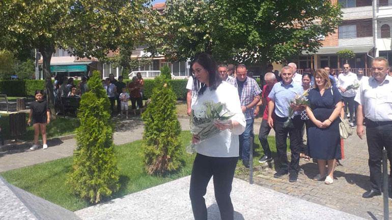 Komuna e Gjilanit nderon veprën e dëshmorit, Mehmetali Behluli