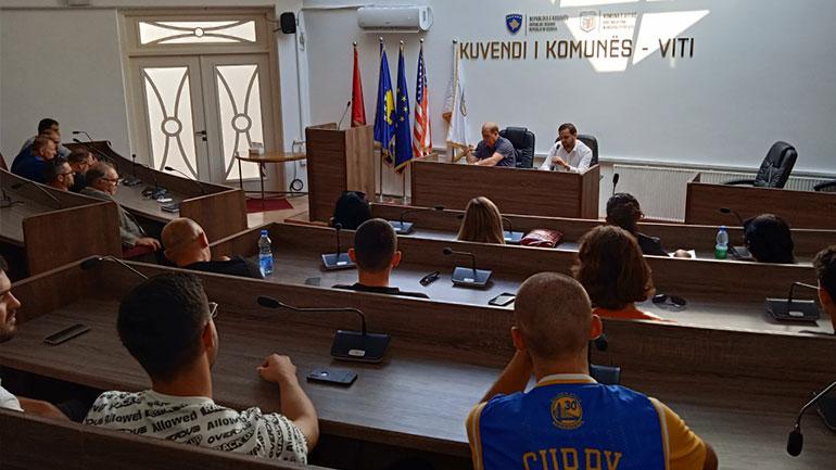 Diskutohet për planifikim të buxhetit me sportistët vitias