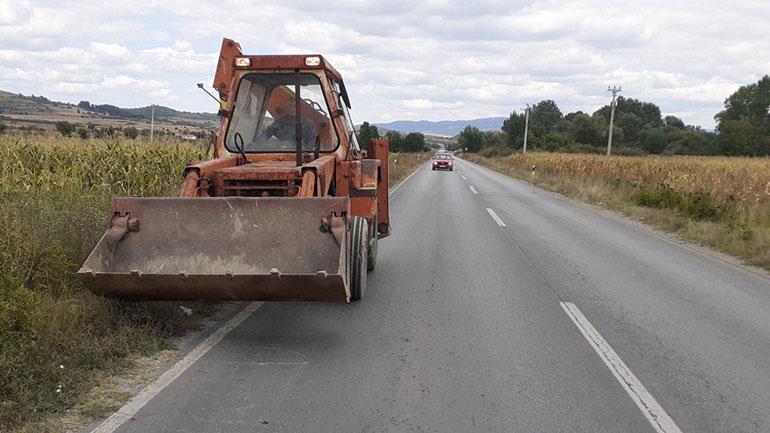 Policia, njësitet e trafikut rajonal në Gjilan të përkushtuar në kontrolle ndaj mjeteve të rënda