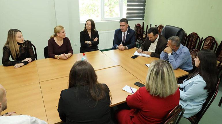 Gagica: Do t'i përmbushim nevojat dhe kërkesat që kanë personat me aftësi të kufizua