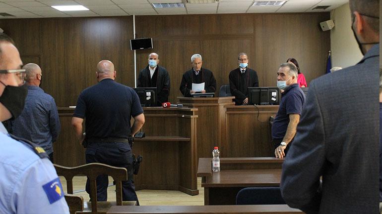 Gjykata dënon me 25 vite burgim zyrtarin policor