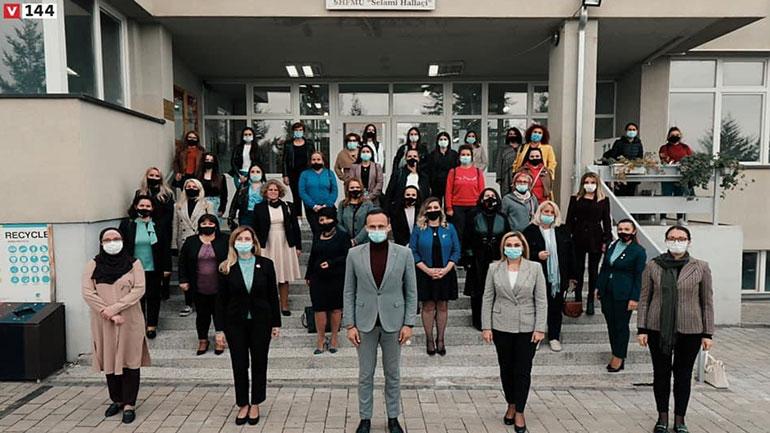 Gratë në Gjilan kanë vendosur ndryshimit t'i shkojnë deri në fund, tani edhe për komunë