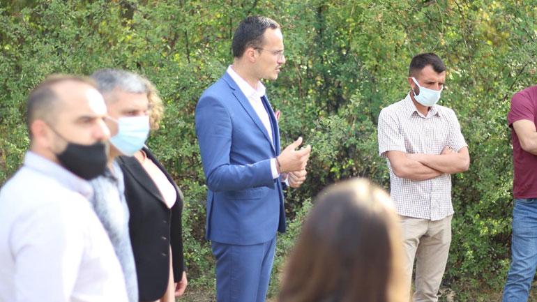 Hyseni: Me qeverisjen e Vetëvendosje, fshatit Kokaj do t'i kthehet vëmendja e munguar dhe trajtimi i barabartë
