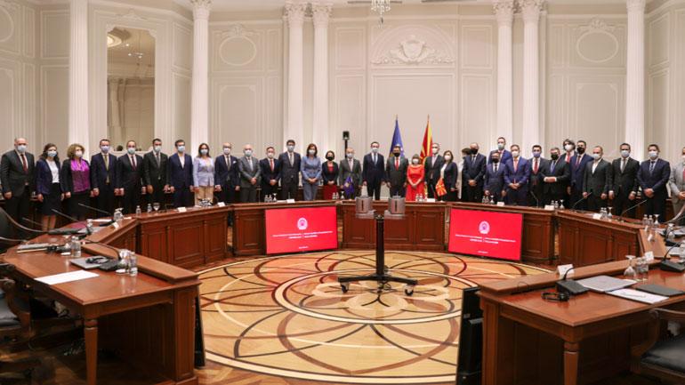 Mbledhja e përbashkët e Qeverisë së Republikës së Kosovës dhe Qeverisë së Republikës së Maqedonisë së Veriut