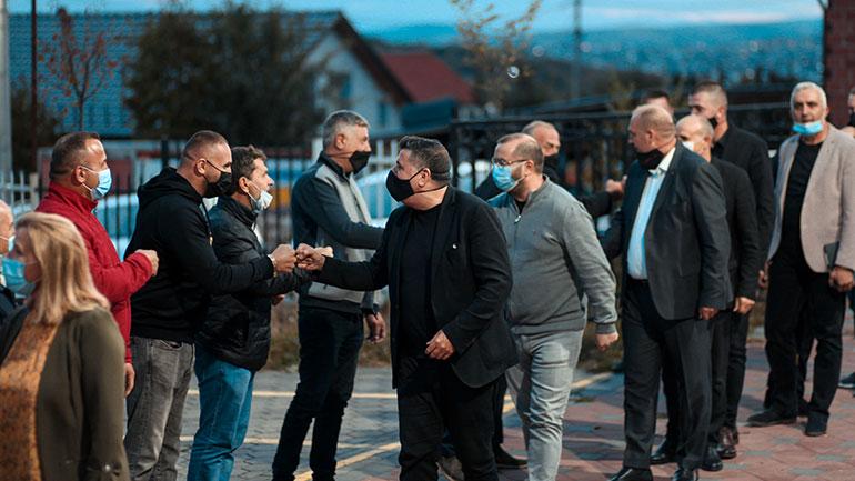 Lutfi Haziri merr mbështetje të fuqishme edhe në Malishevë