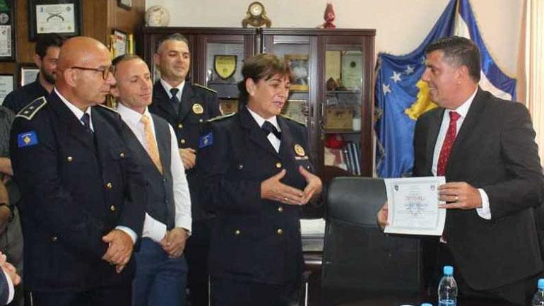 Haziri: Faleminderit që e keni bërë Gjilanin qytetin më të sigurt në Ballkanin Perëndimor