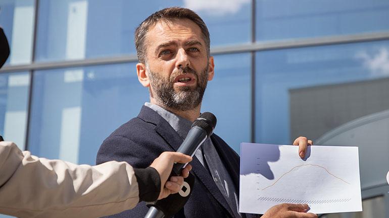 PSD ka ushtruar Kallëzim Penal ndaj ministrit të Shëndetësisë, Arben Vitia (video)