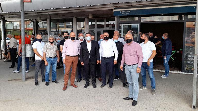 Haziri: Transportuesit publik do t'i subvencionoj Komuna e Gjilanit