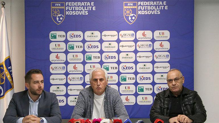 FFK i ka dhënë fund bashkëpunimit me përzgjedhësin e Kombëtares, Bernard Challandes