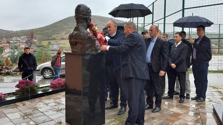 Sokol Haliti nderon veprën e Hasan Alia – Remniku, me rastin e 70 vjetorit të vdekjes së tij