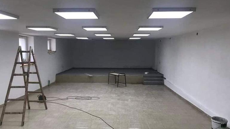 """Filloi renovimi në Shkollën """"Skënderbeu"""" në Hogosht"""